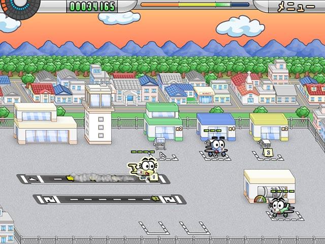 ゲームのスクリーンショット 3 エアポート マニア:ファースト フライト