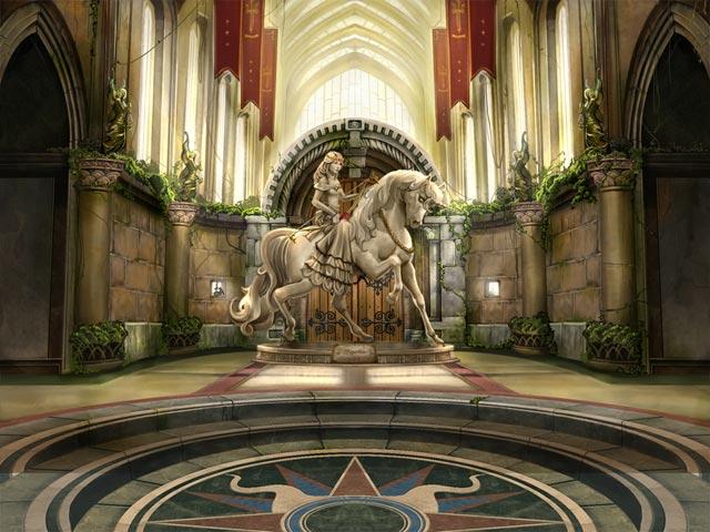 ゲームのスクリーンショット 1 Awakening:魔法の城と眠り姫