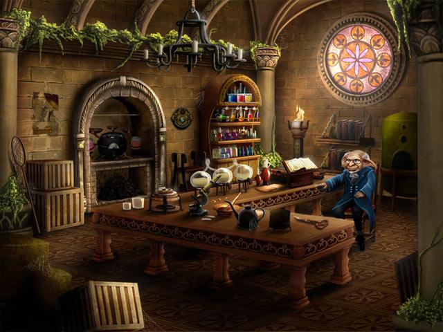 ゲームのスクリーンショット 3 Awakening:魔法の城と眠り姫