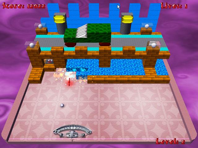 ゲームのスクリーンショット 1 バリスティック