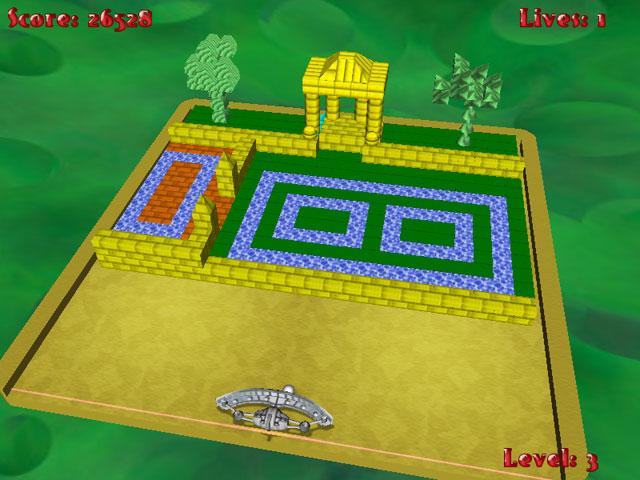ゲームのスクリーンショット 2 バリスティック