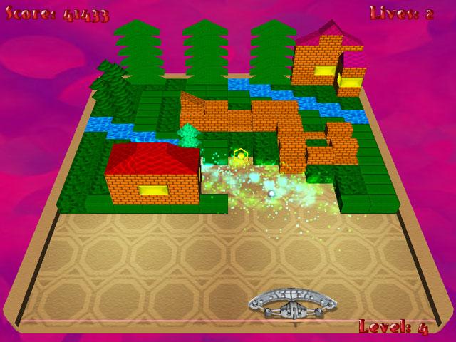 ゲームのスクリーンショット 3 バリスティック