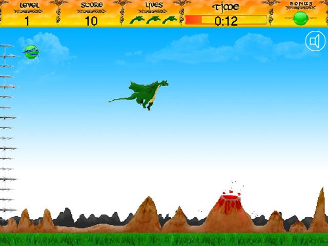 ゲームのスクリーンショット 3 Brave Dragon