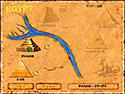 1. Brickshooter:エジプト ゲーム スクリーンショット