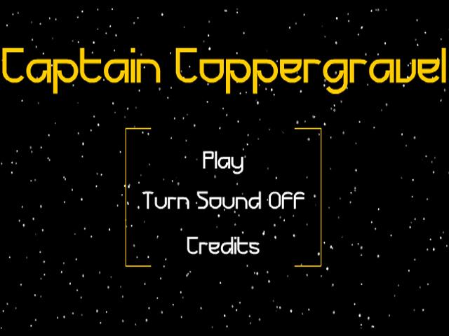 ゲームのスクリーンショット 1 Captain Coppergravel