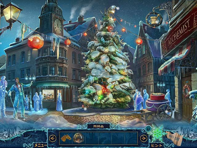クリスマス・イヴ:真夜中の招待状の動画