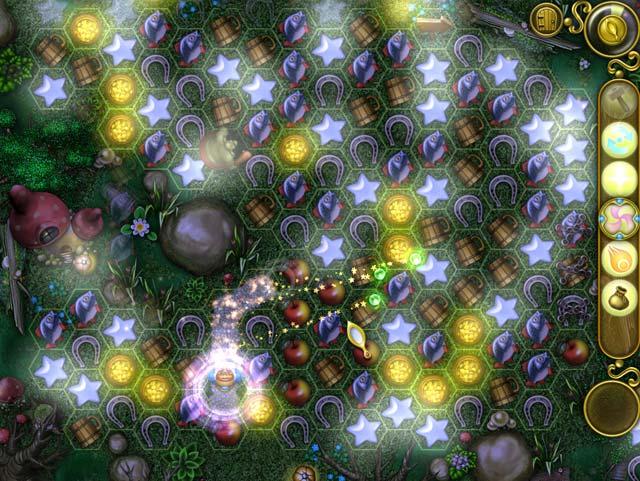 ゲームのスクリーンショット 1 シンディーの大冒険:王国をガラクタから救え!