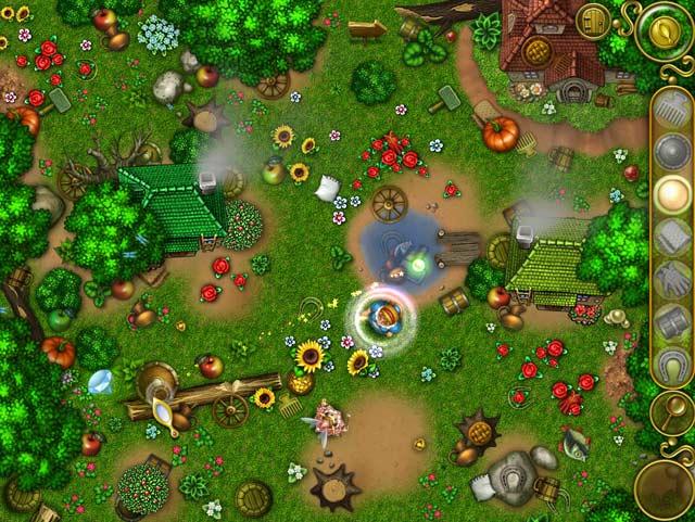 ゲームのスクリーンショット 2 シンディーの大冒険:王国をガラクタから救え!