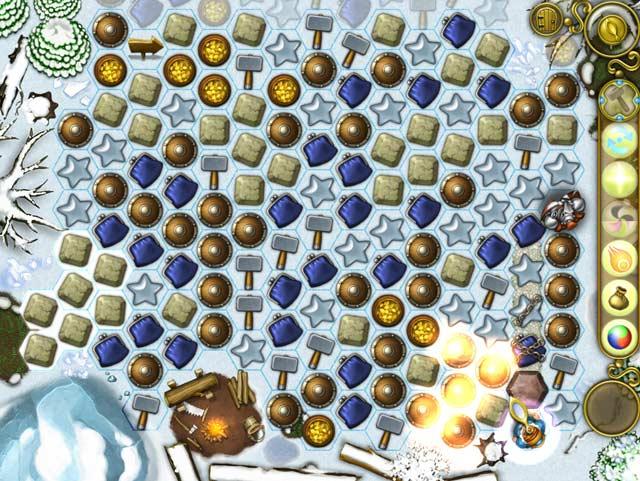 ゲームのスクリーンショット 3 シンディーの大冒険:王国をガラクタから救え!