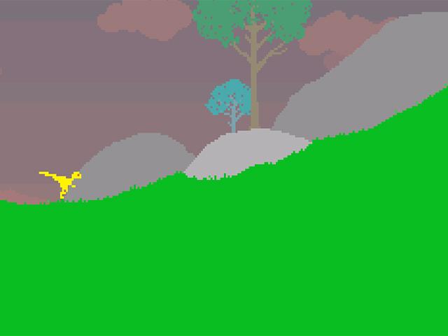 ゲームのスクリーンショット 3 Dino Run