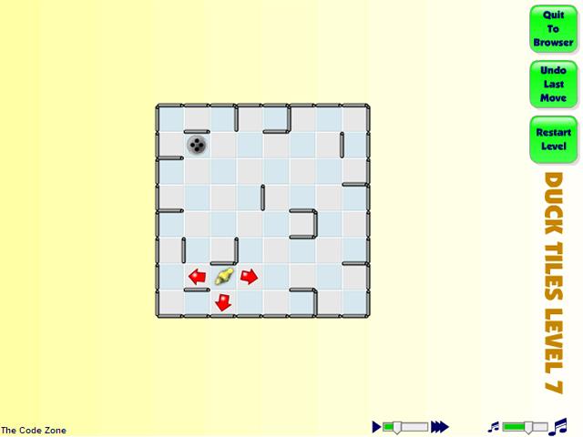 ゲームのスクリーンショット 3 Duck Tiles