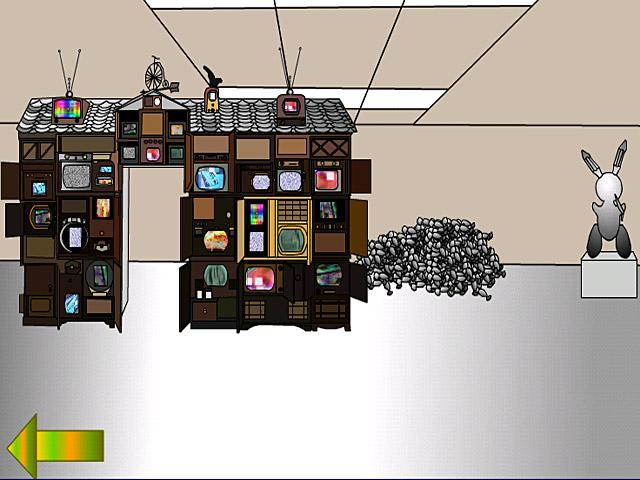 ゲームのスクリーンショット 1 Escape From The Gallery
