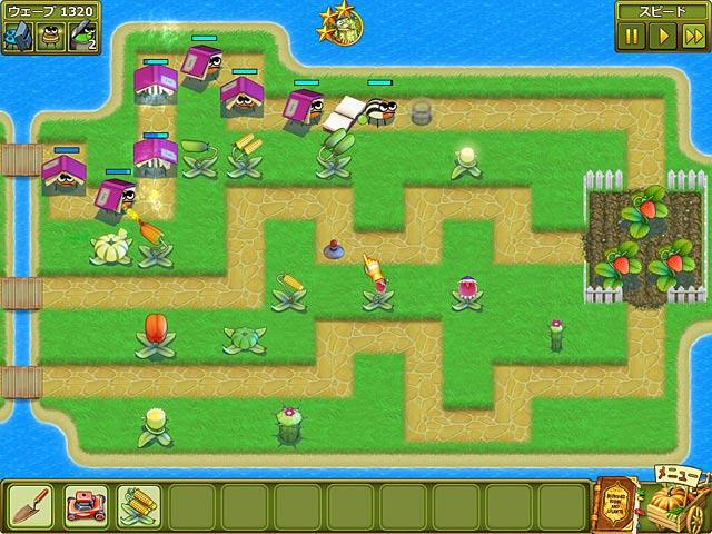 ゲームのスクリーンショット 2 ガーデン レスキュー