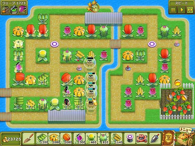 ゲームのスクリーンショット 3 ガーデン レスキュー