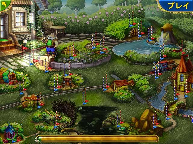 ゲームのスクリーンショット 3 不思議の国のホリー 2