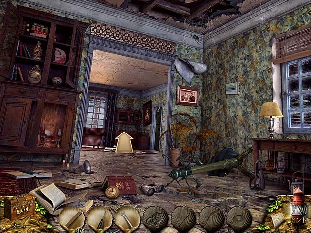 ゲームのスクリーンショット 3 ラブ・ストーリー:海辺のコテージ