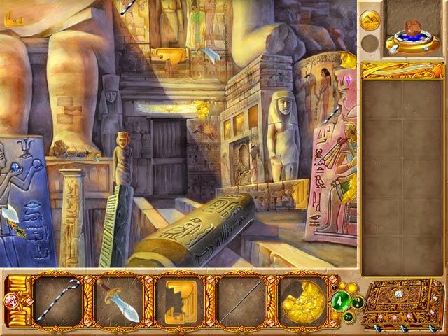 ゲームのスクリーンショット 3 マジック エンサイクロペディア 第一の物語