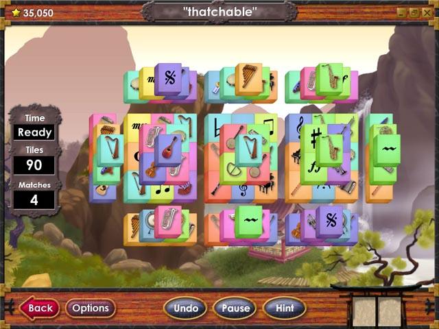 ゲームのスクリーンショット 3 マージャン タワーズ エタニティ