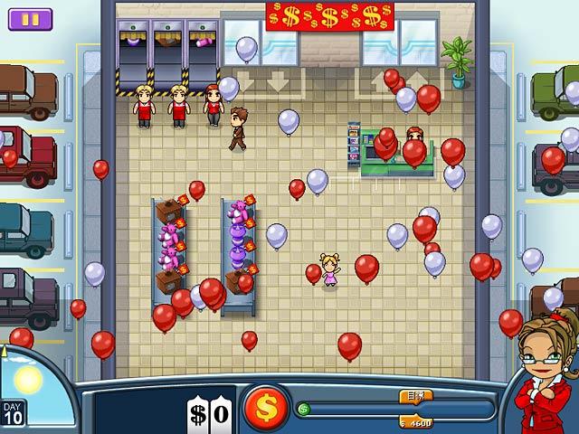 ゲームのスクリーンショット 1 メガストア マッドネス