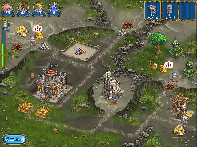 ゲームのスクリーンショット 2 ナイト・カウボーイ:アーサー王宮廷のカウボーイ