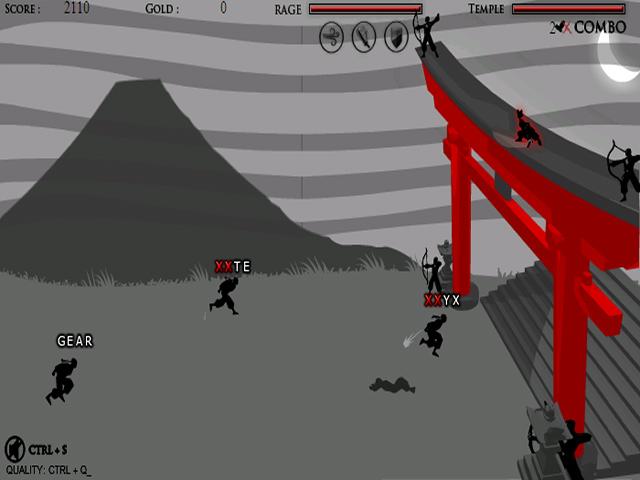 ゲームのスクリーンショット 2 Ninja Hunter