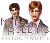 ノーラ・ロバーツ:純白のビジョン