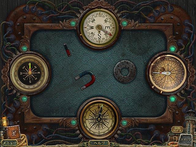ゲームのスクリーンショット 1 シー・レジェンド:幻の灯台 コレクターズ・エディション