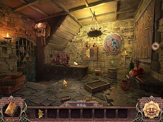シークレット オブ ザ ダーク:闇の神殿の動画