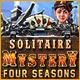 ソリティア ミステリー:四季の街