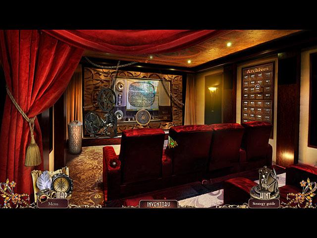 ゲームのスクリーンショット 2 サーフェス:空中都市ソアリングシティ コレクターズ・エディション