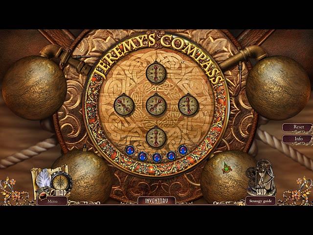 ゲームのスクリーンショット 3 サーフェス:空中都市ソアリングシティ コレクターズ・エディション