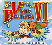 特徴スクリーンショットゲーム Viking Brothers VI Collector's Edition
