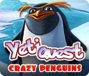 特徴スクリーンショットゲーム イエティ クエスト:クレイジーペンギンズ