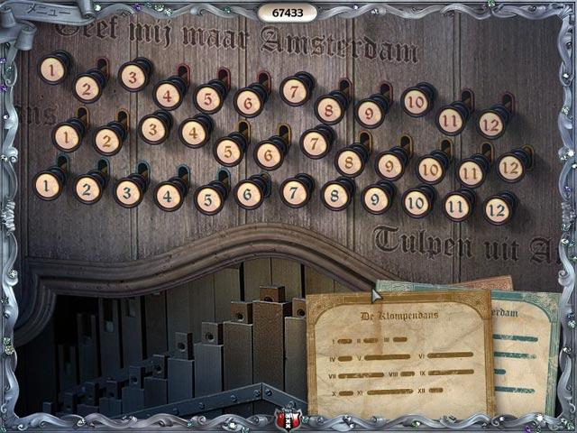 ゲームのスクリーンショット 2 ユーダ・レジェンド:アムステルダム・ダイヤの呪い