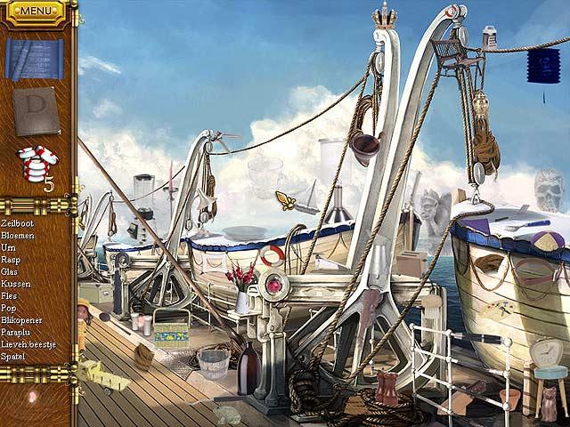 Spel Screenshot 3 1912: Titanic Mystery