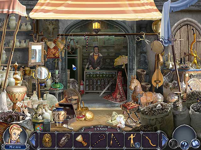 Spel Screenshot 3 3 Days - Amulet Secret