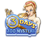 Feature Screenshot Spel 3 Days: Zoo Mystery