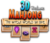 Feature Screenshot Spel 3D Mahjong Deluxe