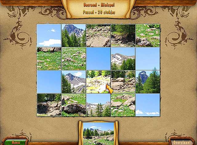Spel Screenshot 3 3D Mahjong Deluxe