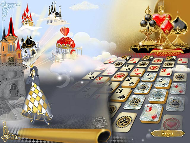 Spel Screenshot 1 5 Realms of Cards
