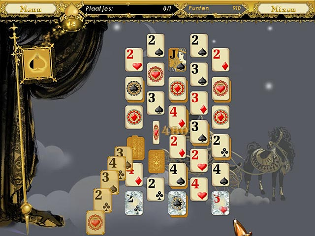 Spel Screenshot 2 5 Realms of Cards