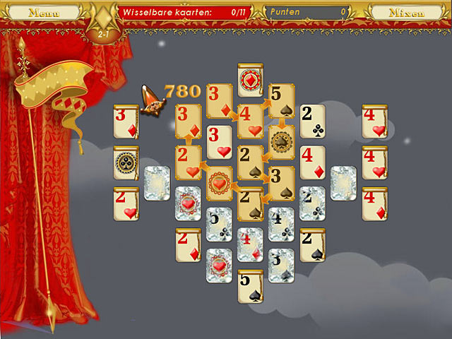 Spel Screenshot 3 5 Realms of Cards