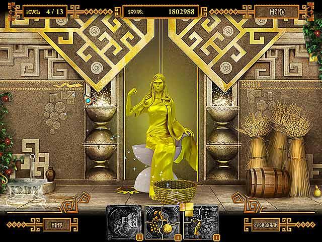 Spel Screenshot 2 7 Gates: De Weg naar Zamolxes