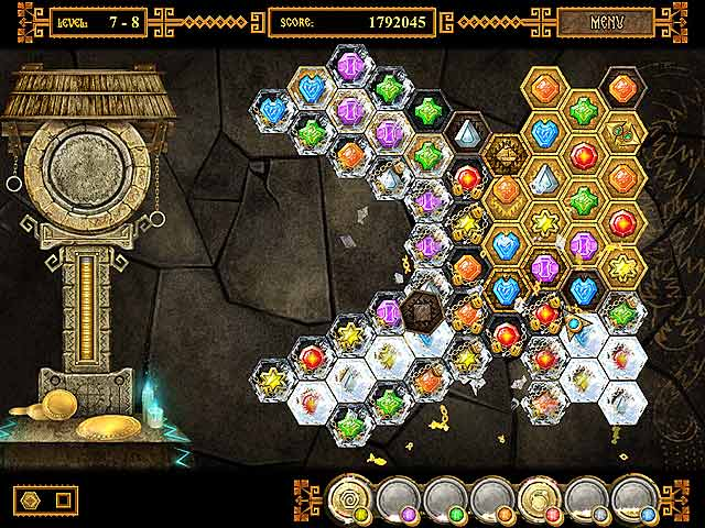 Spel Screenshot 3 7 Gates: De Weg naar Zamolxes