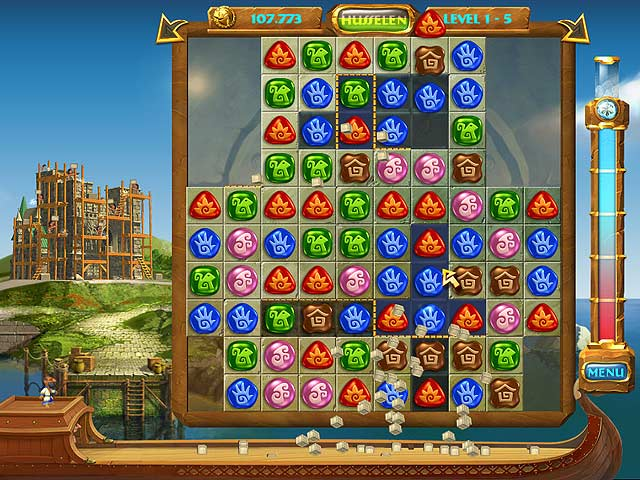 Spel Screenshot 1 7 Wonders: Treasures of Seven