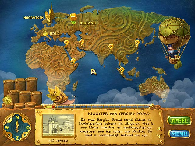 Spel Screenshot 2 7 Wonders: Treasures of Seven