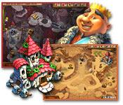 A Gnome's Home: Reis naar het Kristal