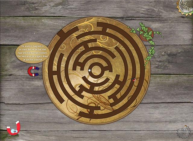 Spel Screenshot 3 A Magnetic Adventure
