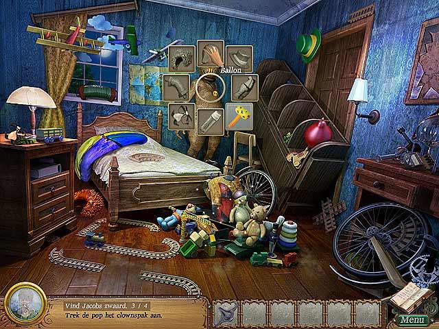 Spel Screenshot 2 Achter het Spiegelbeeld 2: Wraak van de Heks