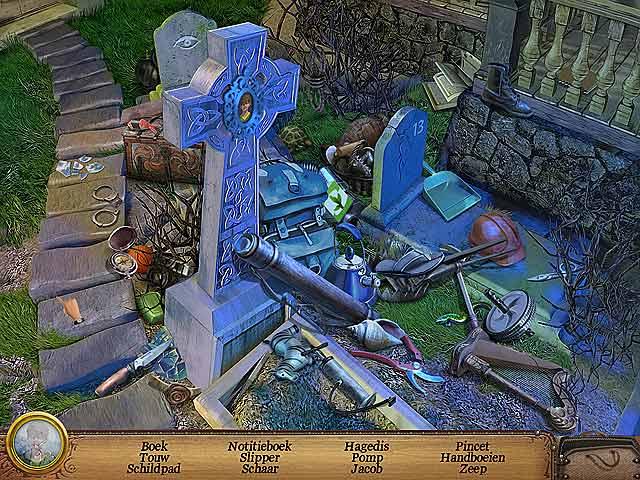 Spel Screenshot 3 Achter het Spiegelbeeld 2: Wraak van de Heks